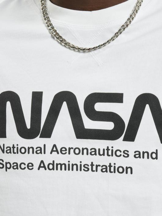 Mister Tee Gensre NASA hvit