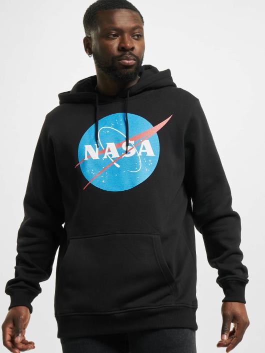 Mister Tee Hoodie NASA black