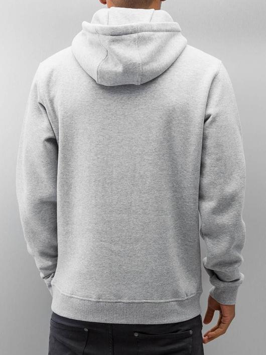 Mister Tee Hoodie Wiz Khalifa Half Face grey