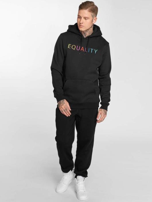 Mister Tee Hoodie Equality svart