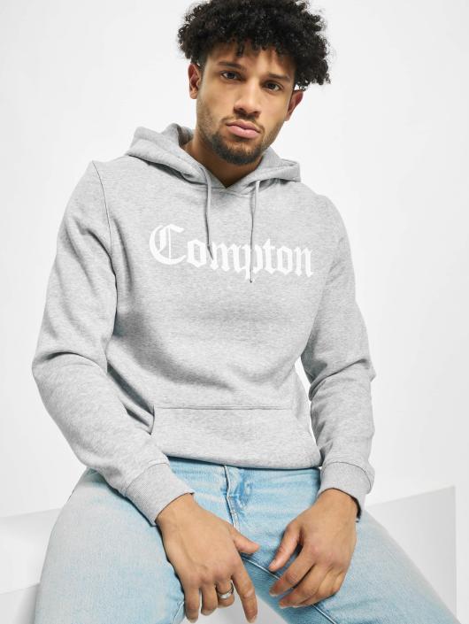 Mister Tee Hoody Compton grijs