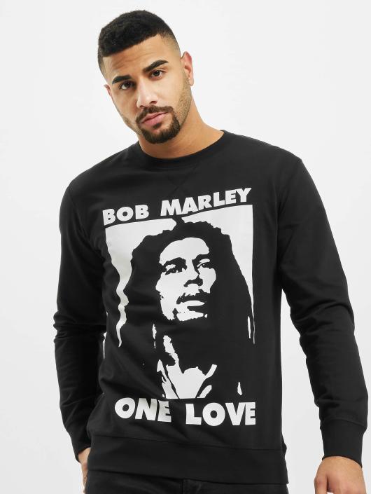 Mister Tee Pullover Bob One Love black