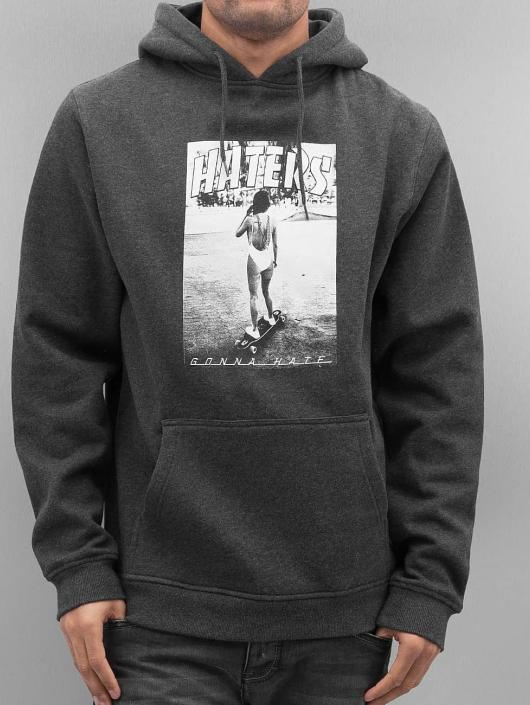 Mister Tee Sweat capuche HGH gris