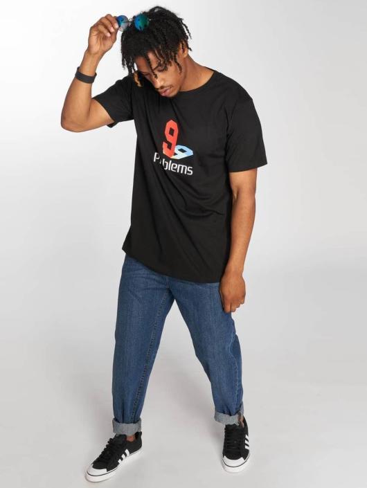 Mister Tee T-paidat 99 Plys musta