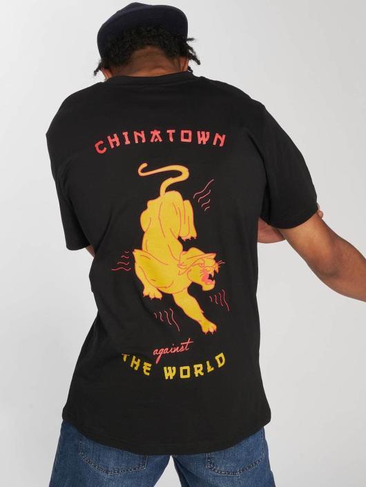 Mister Tee T-paidat Chinatown musta