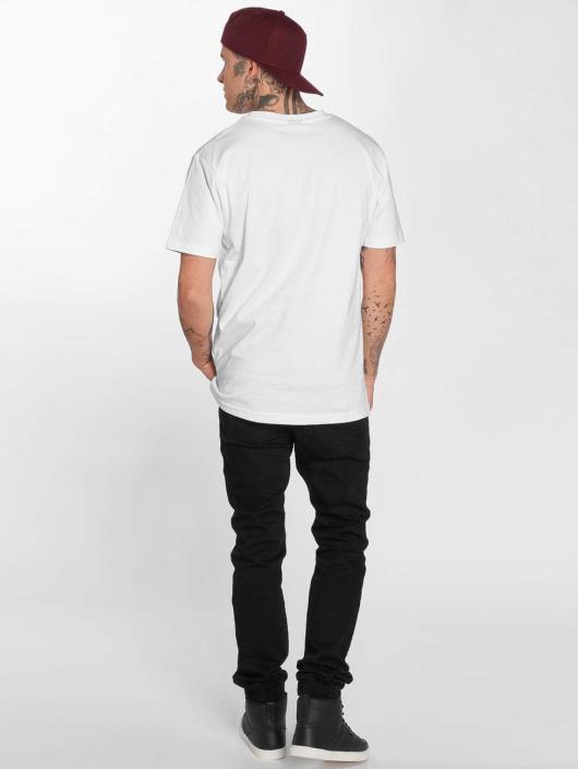 Mister Tee T-shirt I'm Sorry bianco