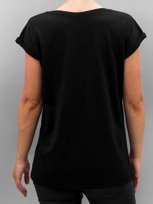 Mister Tee T-Shirt Ladies Twenty One Pilots Filler Bars black