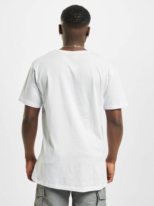 Mister Tee T-Shirt Run DMC Paris blanc