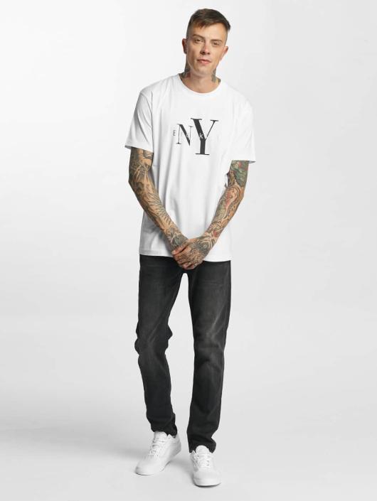 Mister Tee T-Shirt Brooklyn blanc