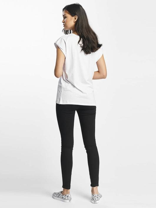 Mister Tee T-Shirt More Love blanc