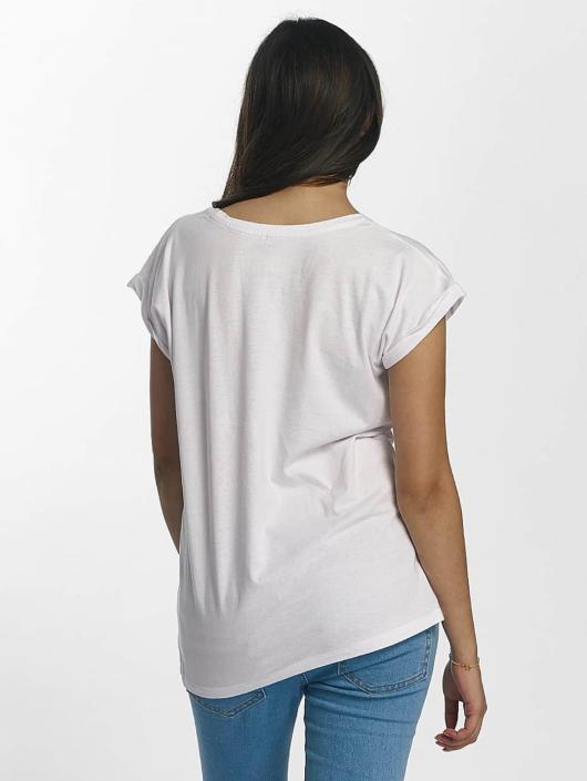 Mister Tee T-Shirt No Regrets blanc