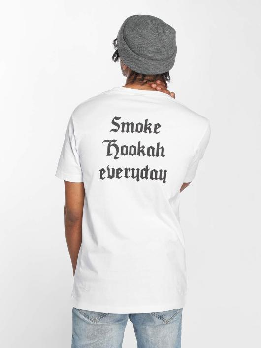 Mister Tee T-Shirt Hookah Everyday blanc