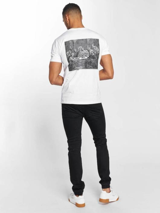 Mister Tee T-Shirt Clique blanc