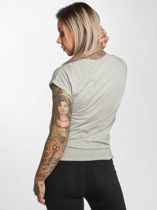 Mister Tee T-Shirt Justin Bieber grau