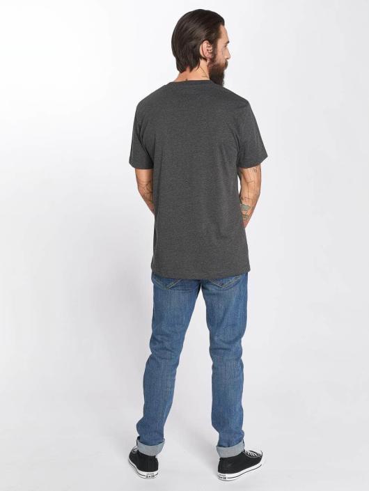 Mister Tee t-shirt Pray grijs