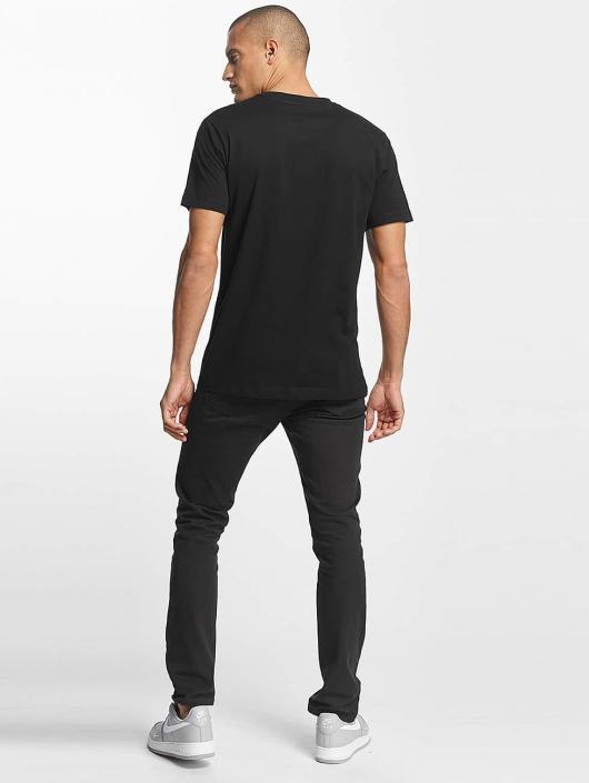 Mister Tee T-shirt Indian Logo nero