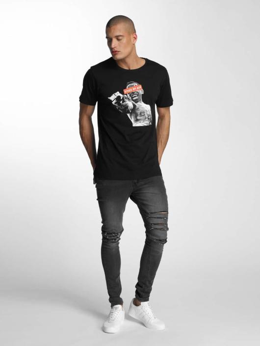 Mister Tee T-Shirt Stick Up Kid noir