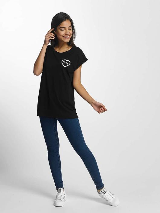Mister Tee T-Shirt Nope noir