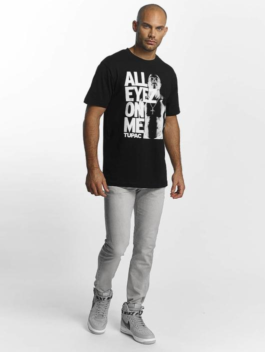 All Eyes Mister Noir Tee 435801 T On shirt Tupac Me Homme nO8mN0wv