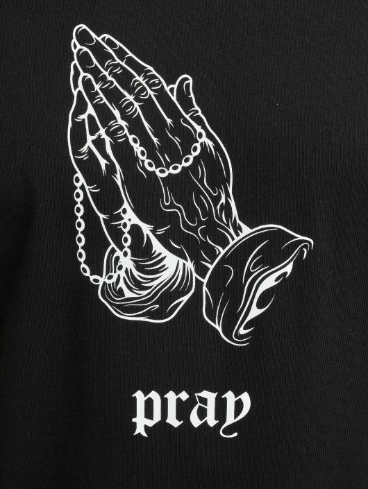 Mister Tee T-Shirt Dark Pray noir