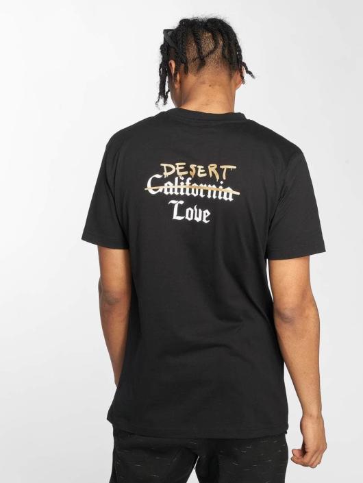 Mister Tee T-Shirt Desert Love noir