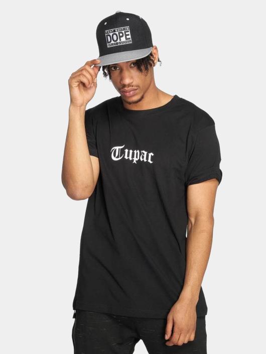 Mister Tee T-Shirt Tupac Back noir