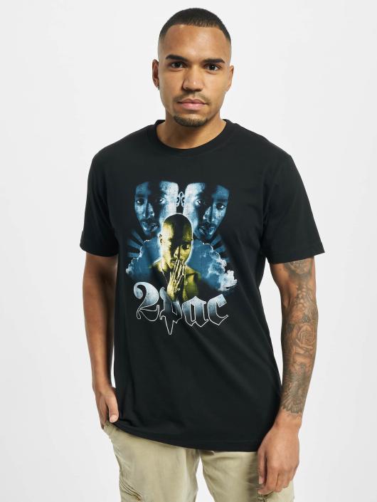 Mister Tee T-Shirt Tupac Heaven noir