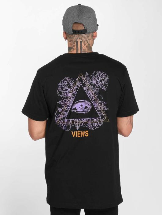 Mister Tee T-Shirt Views noir