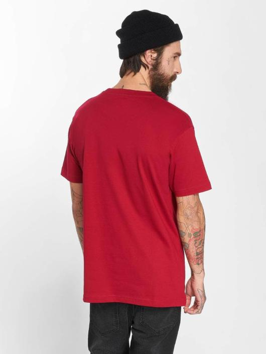 Mister Tee T-Shirt Pray rouge