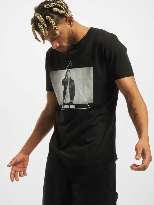 Mister Tee T-Shirt Eminem Triangle schwarz