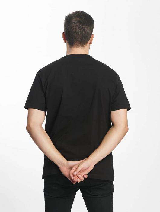 Mister Tee T-Shirt Fake Love schwarz