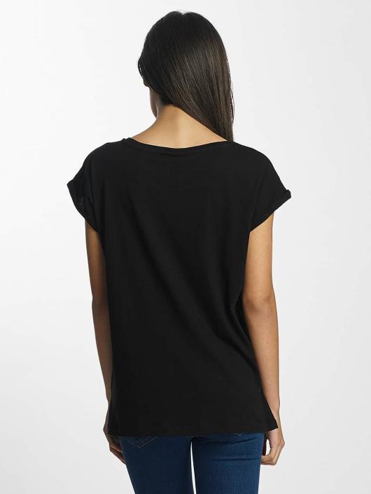 Mister Tee T-Shirt Love Yourself schwarz