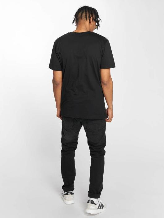 Mister Tee T-Shirt Wavy schwarz