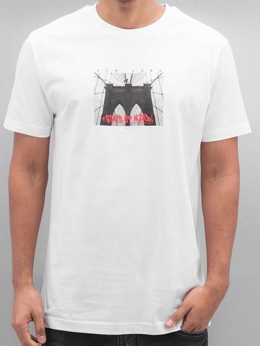 Mister Tee T-Shirt State Of Mind weiß