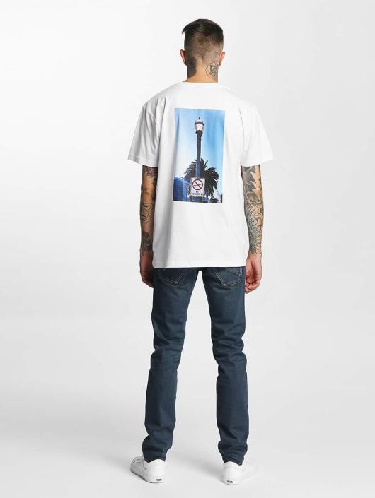 Mister Tee T-Shirt Not A Crime weiß