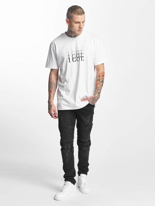 Mister Tee T-Shirt I Got weiß