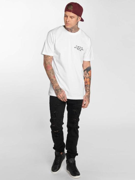 Mister Tee T-Shirt I'm Sorry weiß