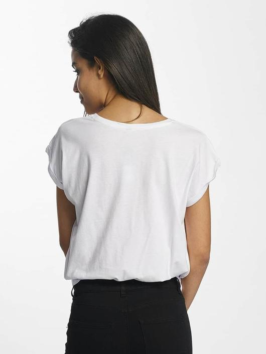 Mister Tee T-Shirt Zero Likes white