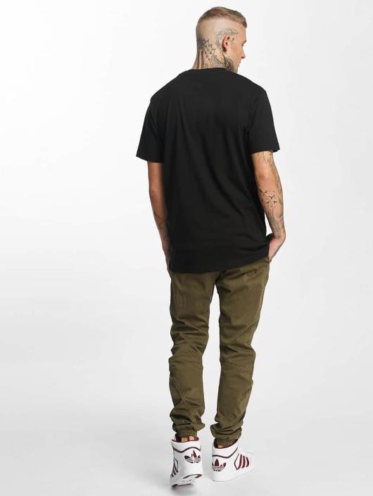 Mister Tee t-shirt Bob Marley Roots zwart