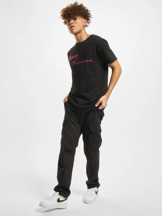 Mister Tee t-shirt Love Definition zwart