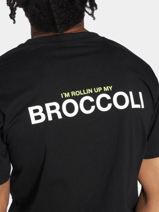 Mister Tee t-shirt Tee zwart
