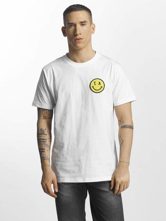 Mister Tee T-Shirty LA Smile bialy