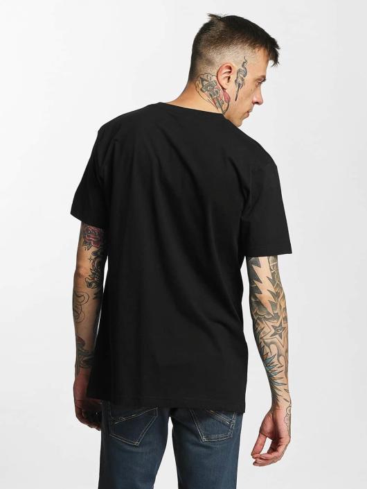 Mister Tee T-Shirty LA Rose czarny
