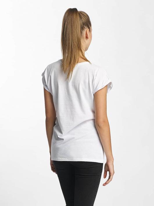 Mister Tee T-skjorter GIGI hvit