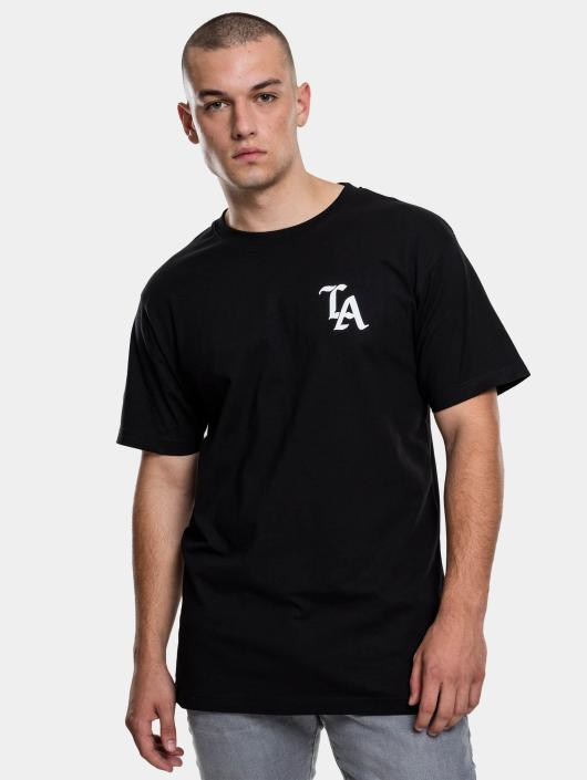 Mister Tee T-skjorter LA svart