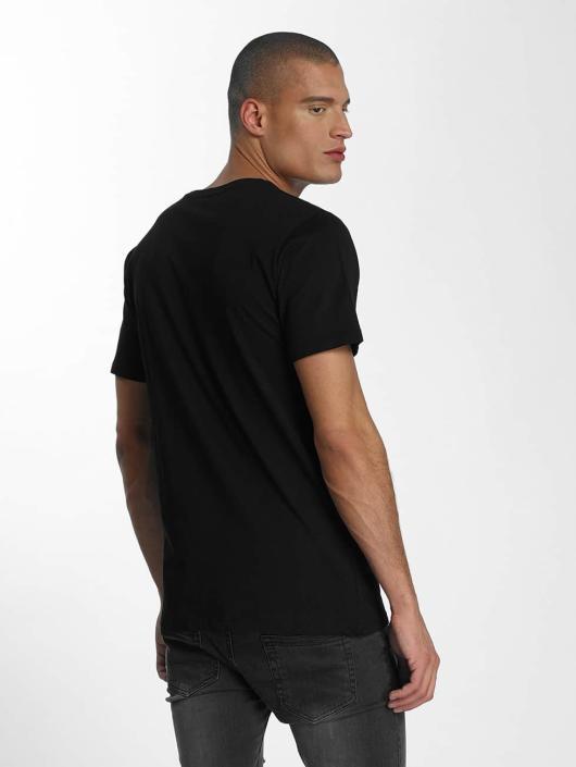 Mister Tee T-skjorter Stick Up Kid svart