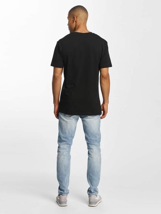 Mister Tee T-skjorter NASA svart