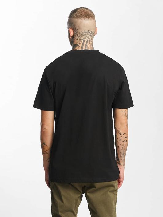 Mister Tee T-skjorter Naughty by Nature 90s svart