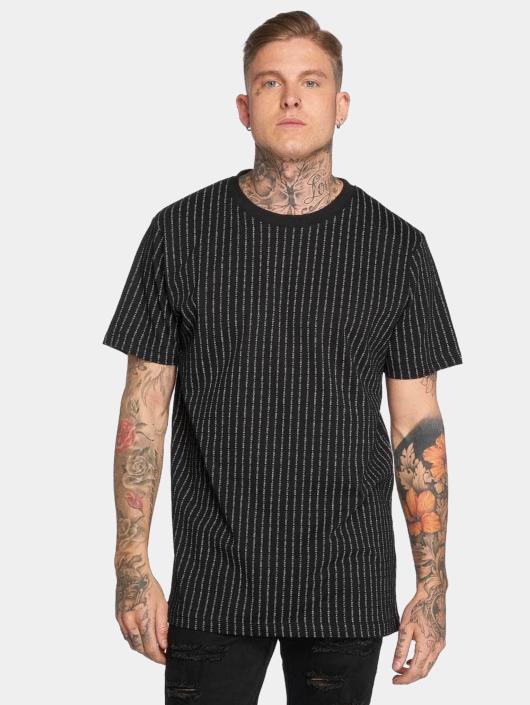 Mister Tee T-skjorter Fuck You svart