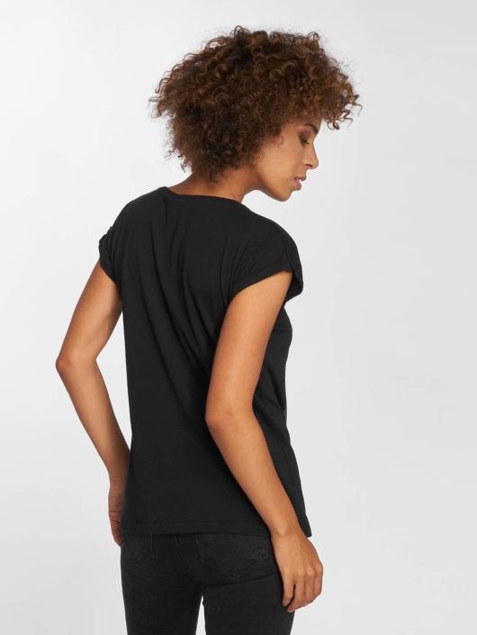 Mister Tee T-skjorter Bob Marley svart